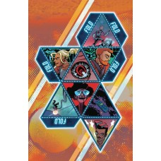CAVE CARSON HAS AN INTERSTELLAR EYE #2 (MR)