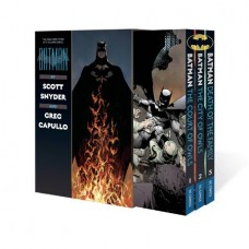 BATMAN BY SCOTT SNYDER & GREG CAPULLO BOX SET 1