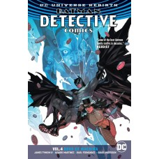 BATMAN DETECTIVE REBIRTH DLX COLL HC BOOK 01