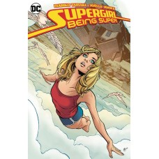 SUPERGIRL BEING SUPER TP