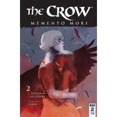 CROW MEMENTO MORI #2 CVR A DELL EDERA