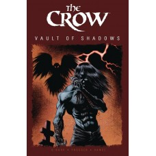 CROW VAULT OF SHADOWS TP BOOK 01