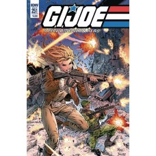 GI JOE A REAL AMERICAN HERO #251 CVR B ROYLE