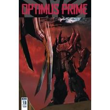 OPTIMUS PRIME #18 CVR B RAMONDELLI