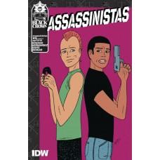 ASSASSINISTAS #5 CVR A HERNANDEZ (MR)