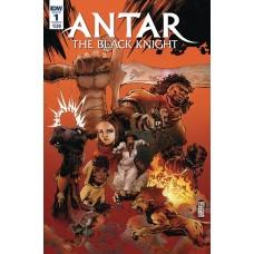 ANTAR #1 CVR A BATTLE