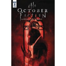 OCTOBER FACTION SUPERNATURAL DREAMS #2 CVR A WORM