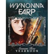 WYNONNA EARP YEARBOOK TP SEASON 02