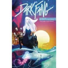 DARK FANG TP VOL 01 EARTH CALLING (MR)