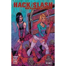 HACK SLASH RESURRECTION TP VOL 01