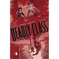 DEADLY CLASS #33 CVR A CRAIG (MR)