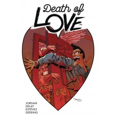 DEATH OF LOVE #3 (OF 5) (MR)
