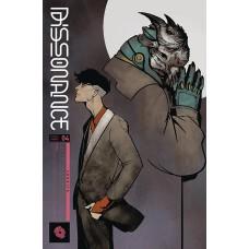 DISSONANCE #4 (MR)