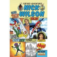 FURTHER ADV OF NICK WILSON #4 (OF 5) CVR B CHURCHILL (MR)