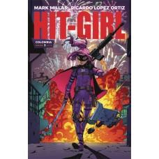 HIT-GIRL #3 CVR A REEDER (MR)