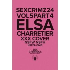 SEX CRIMINALS #24 XXX ELSA CHARRETIER VARIANT (MR)
