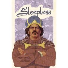 SLEEPLESS #5 CVR A DEL DUCA & SALLAH