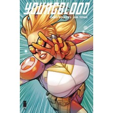 YOUNGBLOOD #11 CVR A TOWE