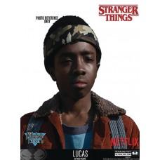 STRANGER THINGS 7IN SER2 LUCAS AF CS