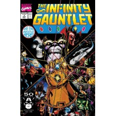 TRUE BELIEVERS INFINITY GAUNTLET #1