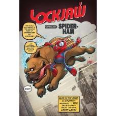 LOCKJAW #3 (OF 4) LEG