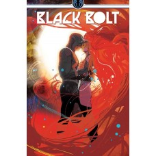 BLACK BOLT #12 LEG
