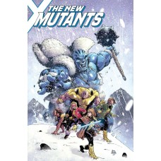 NEW MUTANTS DEAD SOULS #2 (OF 6) LEG