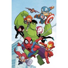 MARVEL SUPER HERO ADVENTURES #1 (OF 5)