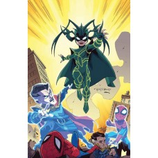 MARVEL SUPER HERO ADVENTURES #1 (OF 5) RANDOLPH VARIANT