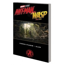 MARVELS ANT-MAN AND WASP PRELUDE TP