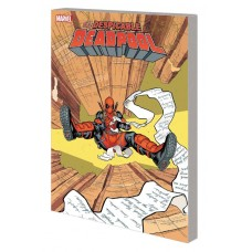 DESPICABLE DEADPOOL TP VOL 02 BUCKET LIST
