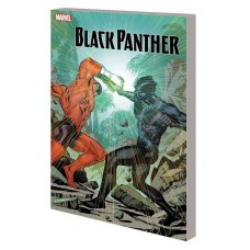 BLACK PANTHER TP BOOK 05 AVENGERS OF NEW WORLD PART 2