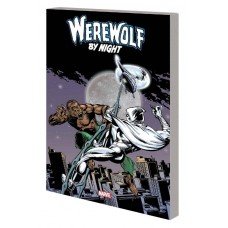 WEREWOLF BY NIGHT COMPLETE COLLECTION TP VOL 03