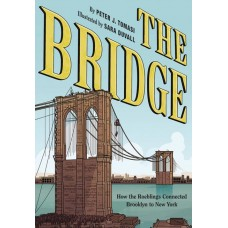BRIDGE HOW ROEBLINGS CONNECTED BROOKLYN NEW YORK HC