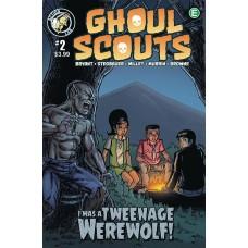 GHOUL SCOUTS TWEENAGE WEREWOLF #2