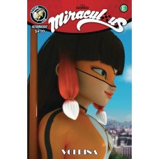 MIRACULOUS #24 VOLPINA CVR A
