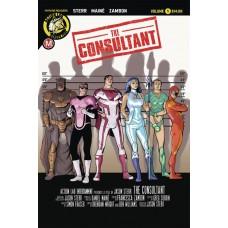 CONSULTANT TP VOL 01 (MR)