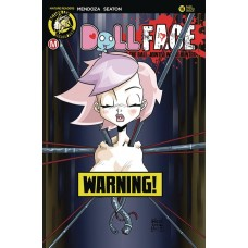 DOLLFACE #16 CVR F MENDOZA VARIANT TATTERED & TORN (MR)