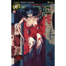 ZOMBIE TRAMP ONGOING #46 CVR A CELOR (MR)