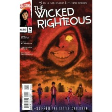 WICKED RIGHTEOUS #5 (OF 6) (MR)