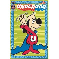 UNDERDOG #4 RETRO ANIMATION LIMITED EDITION CVR