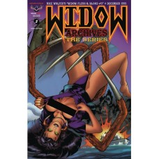 WIDOW ARCHIVES THE SERIES #2 NUDE COVER EDITION (MR)