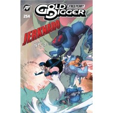 GOLD DIGGER #255