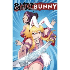BLADE BUNNY TP VOL 03 KNIFE OF THE LEPUS