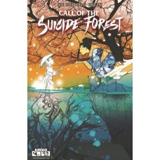 CALL OF THE SUICIDE FOREST #4 (OF 5) (MR)