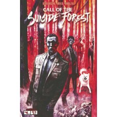 CALL OF THE SUICIDE FOREST #4 (OF 5) PASQUAL FERRY RETAILER