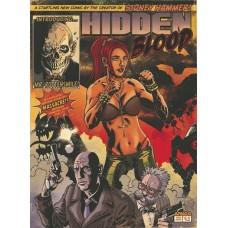 HIDDEN BLOOD (MR)