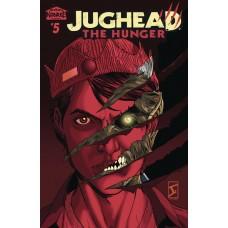 JUGHEAD THE HUNGER #5 CVR B IGLE (MR)