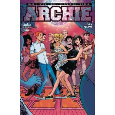 ARCHIE #30 CVR C JARRELL