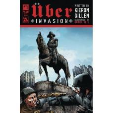 UBER INVASION #1 FALL OF BOSTON (MR)